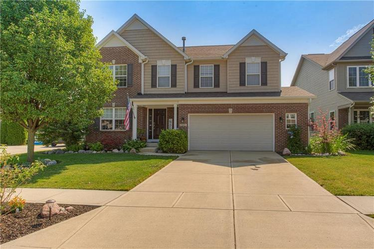 7823  Wedgetail Drive Zionsville, IN 46077 | MLS 21722516