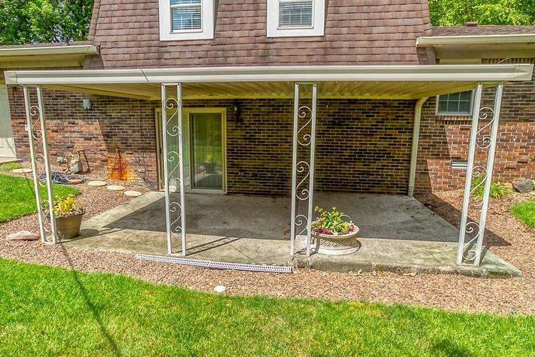 7521 Combs Road Indianapolis IN 46237 | MLS 21722530 | photo 46