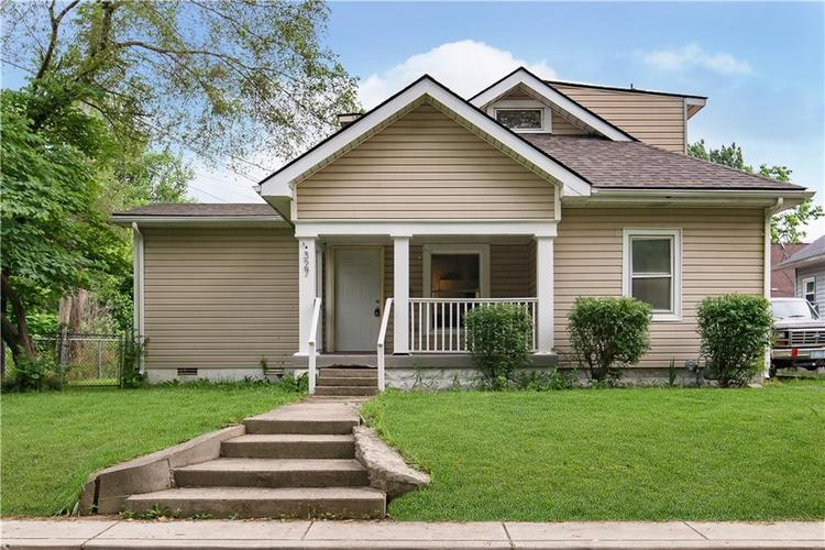 327 S Spencer Avenue Indianapolis IN 46219 | MLS 21722622 | photo 1