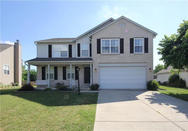 6111 Copeland Lakes Drive Indianapolis IN 46221   MLS 21722936   photo 1