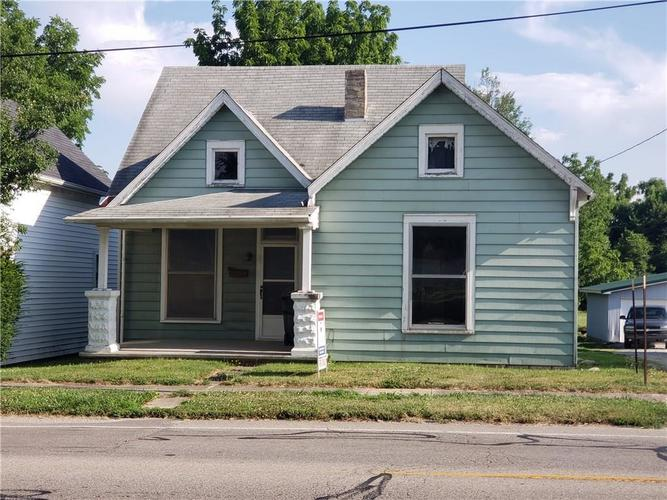 631 W Main Street Greensburg, IN 47240 | MLS 21723057
