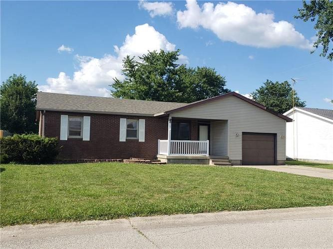 614 W 15th Street Greensburg, IN 47240 | MLS 21723058