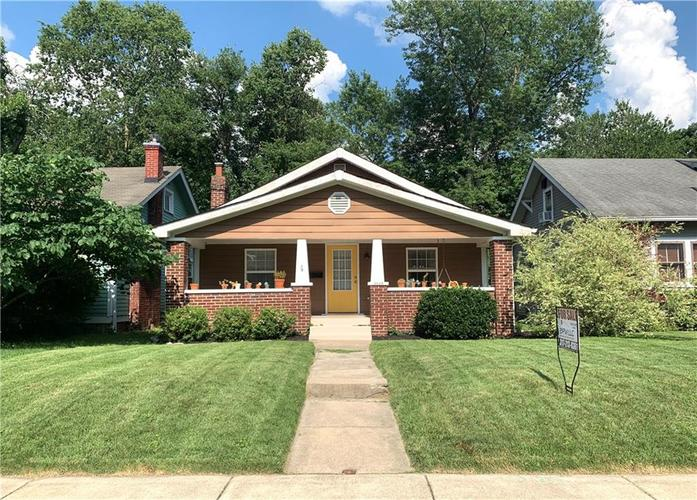 4829 GUILFORD Avenue Indianapolis IN 46205 | MLS 21723373 | photo 2