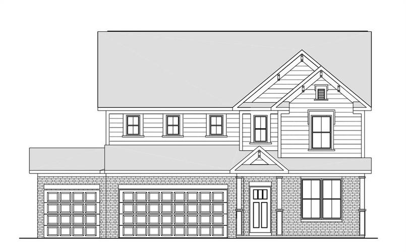 13131 N Departure Boulevard E Camby IN 46113 | MLS 21723430 | photo 1