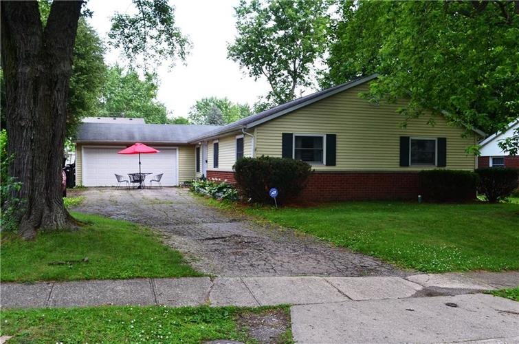 10330  Lawnhaven Drive Indianapolis, IN 46229   MLS 21723617