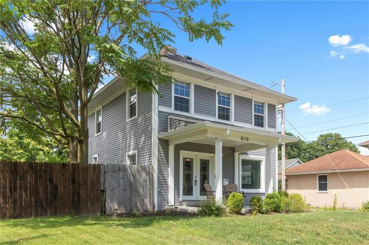 810 E 34th Street Indianapolis, IN 46205   MLS 21723733