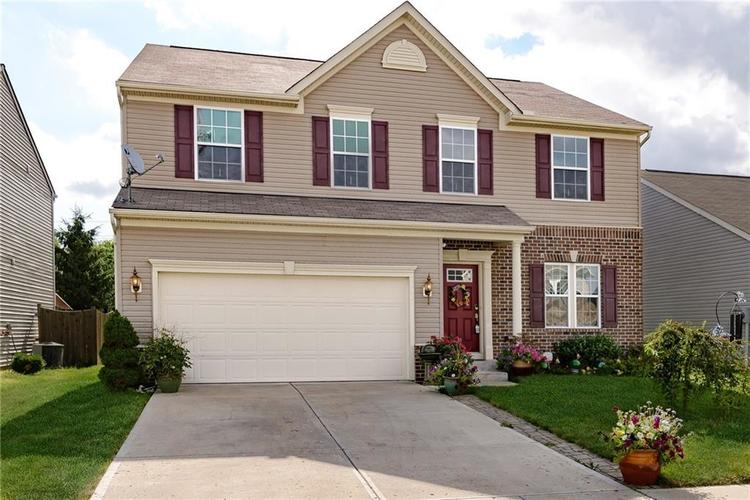 8227  Wheatfield Court Camby, IN 46113 | MLS 21723753