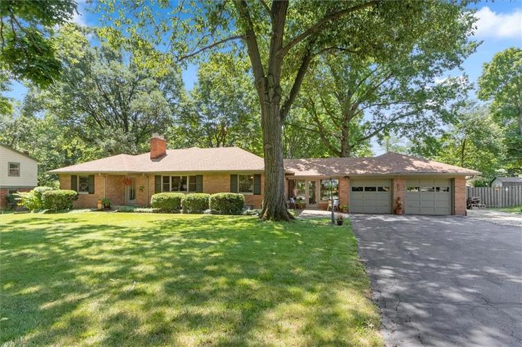 1815  MARIAN Drive Indianapolis, IN 46240 | MLS 21723759