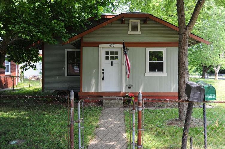 477 S WEBSTER Avenue Indianapolis IN 46219 | MLS 21723799 | photo 1