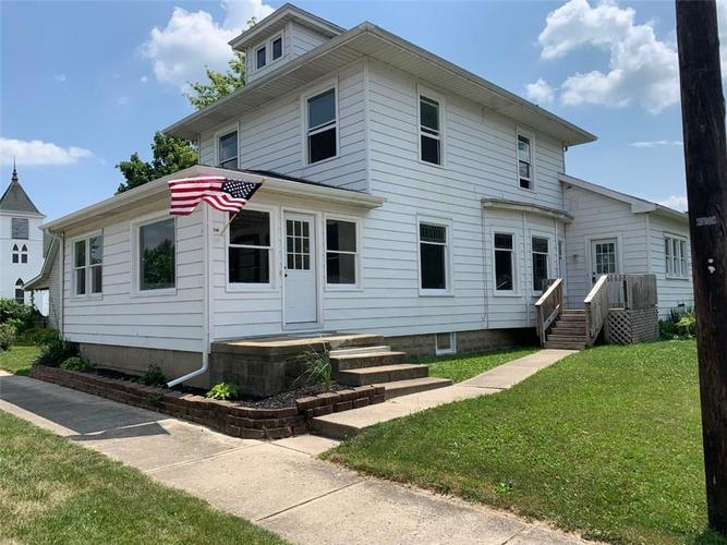 238 S Main Street Wilkinson, IN 46186 | MLS 21723813
