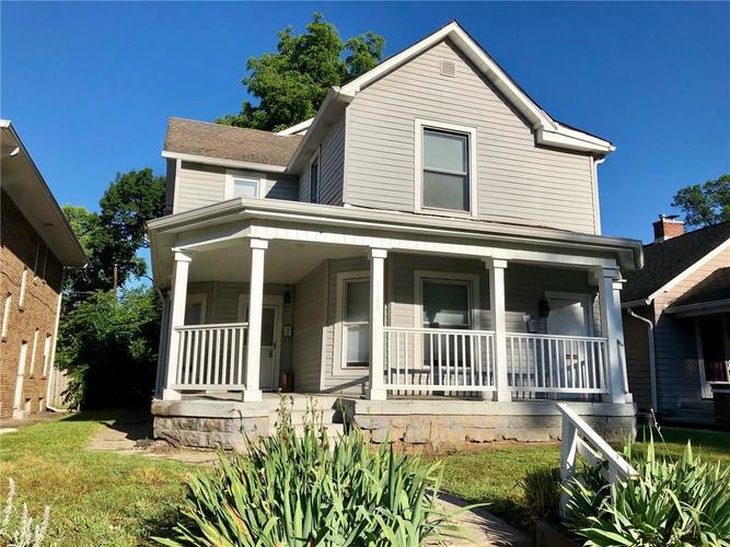 4138 Rookwood Avenue Indianapolis IN 46208 | MLS 21723920 | photo 1