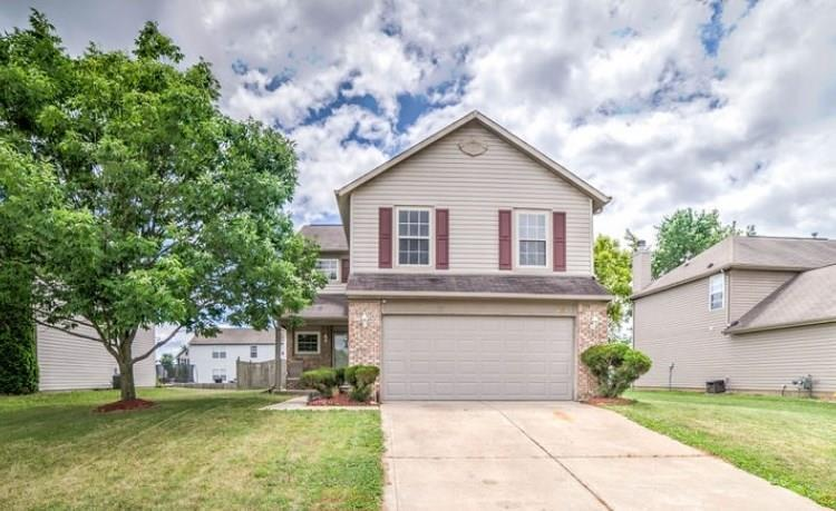 6181 E RUNNYMEDE Court Camby, IN 46113 | MLS 21723942