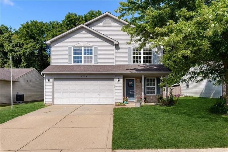 5904  Rolling Bluff Lane Indianapolis, IN 46221 | MLS 21724080