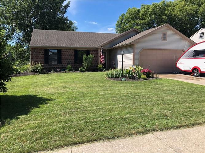 5545  Pine Hill Drive Noblesville, IN 46062 | MLS 21724207
