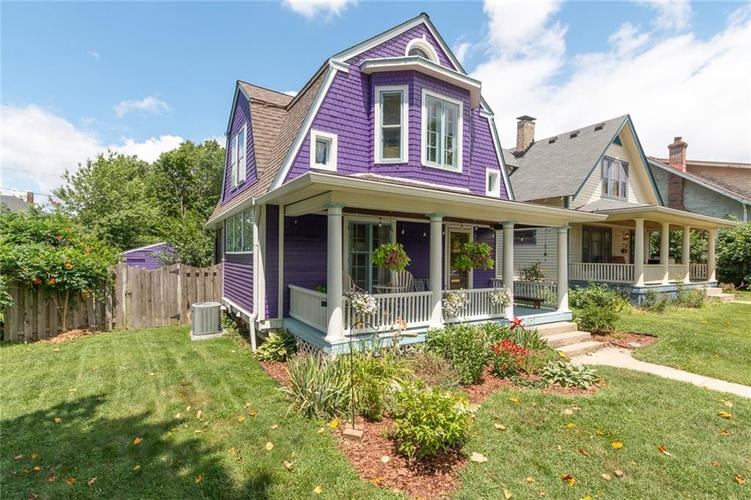 5510 LOWELL Avenue Indianapolis IN 46219 | MLS 21724214 | photo 1