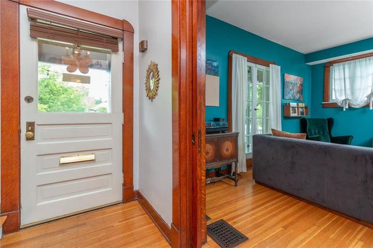 5510 LOWELL Avenue Indianapolis IN 46219 | MLS 21724214 | photo 6