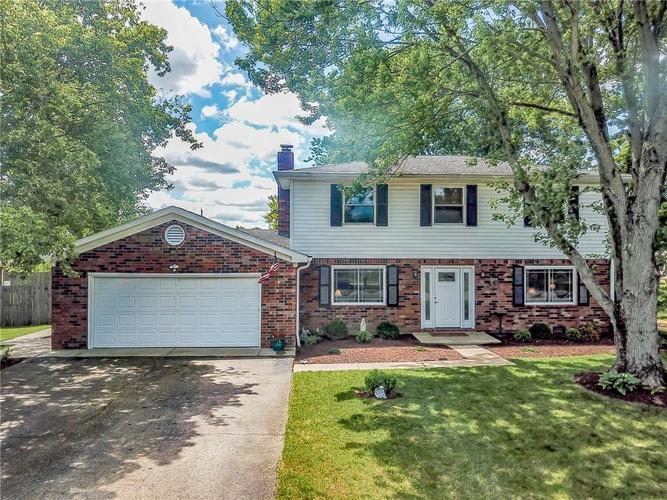 5857  Ridgeland Drive Brownsburg, IN 46112 | MLS 21724393