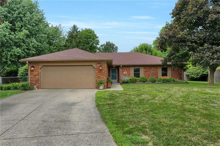 8140 Front Royal Court Indianapolis IN 46227 | MLS 21724395 | photo 1