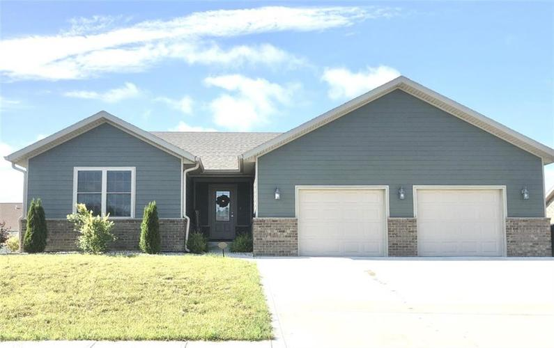 1415 W Springfield Street Greensburg, IN 47240 | MLS 21724408