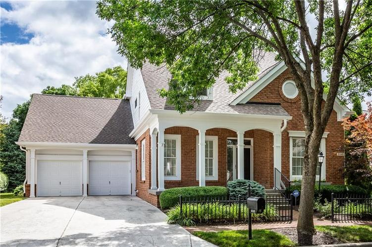 8049  Clymer Lane Indianapolis, IN 46250 | MLS 21724424