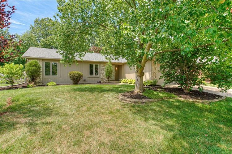 7962  Springwater Drive Indianapolis, IN 46256   MLS 21724628
