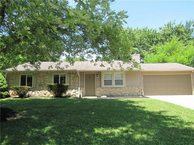 8912  Rock Island Court Indianapolis, IN 46217 | MLS 21724749