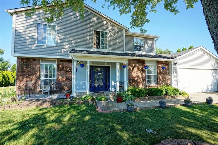 9522  Falkirk Court Indianapolis, IN 46256 | MLS 21724781