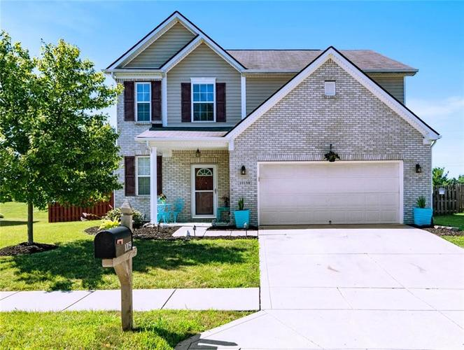 10159  Morning Sun Court  Avon, IN 46123 | MLS 21724782