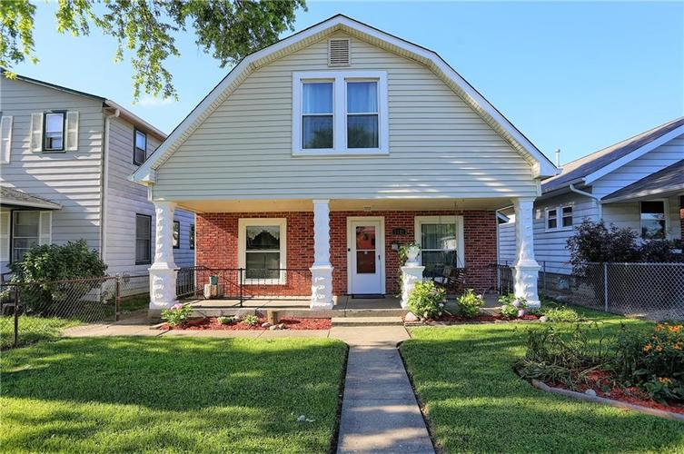 1411  Comer Avenue Indianapolis, IN 46203 | MLS 21724930