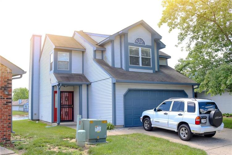 4059  Eagle Cove Drive Indianapolis, IN 46254   MLS 21724931
