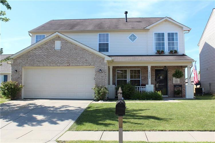 10209  Morning Light Drive Avon, IN 46123 | MLS 21725007