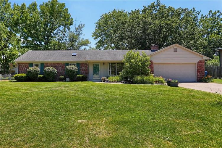 6421  Hythe Road Indianapolis, IN 46220 | MLS 21725164