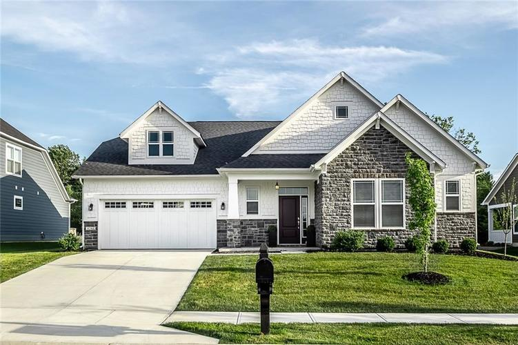 8284 Caraway Court Fishers IN 46038 | MLS 21725254 | photo 1