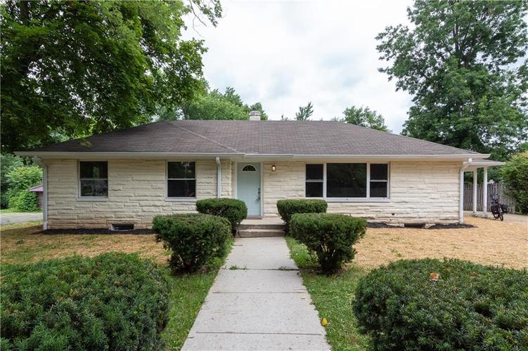 5200 E 42ND Street Indianapolis, IN 46226   MLS 21725312