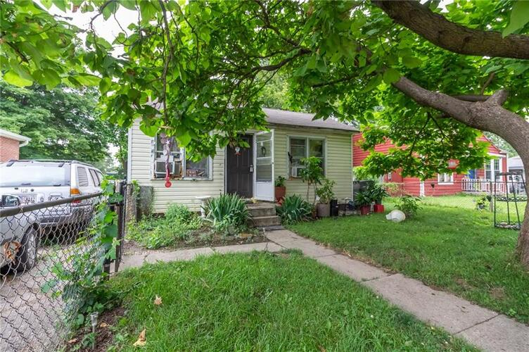 1134  Martin Street Indianapolis, IN 46227   MLS 21725413