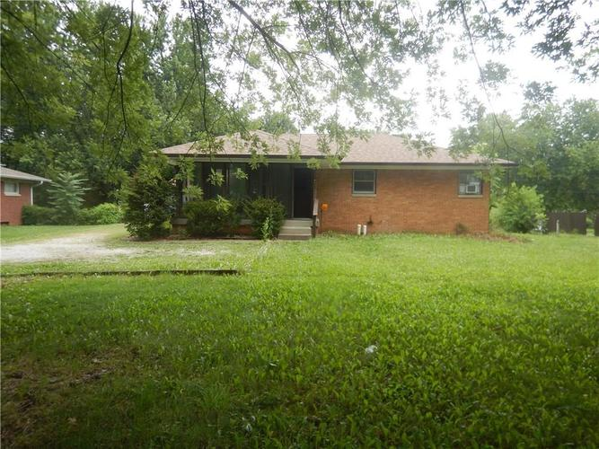 2138 E Thompson Road Indianapolis, IN 46227 | MLS 21725442