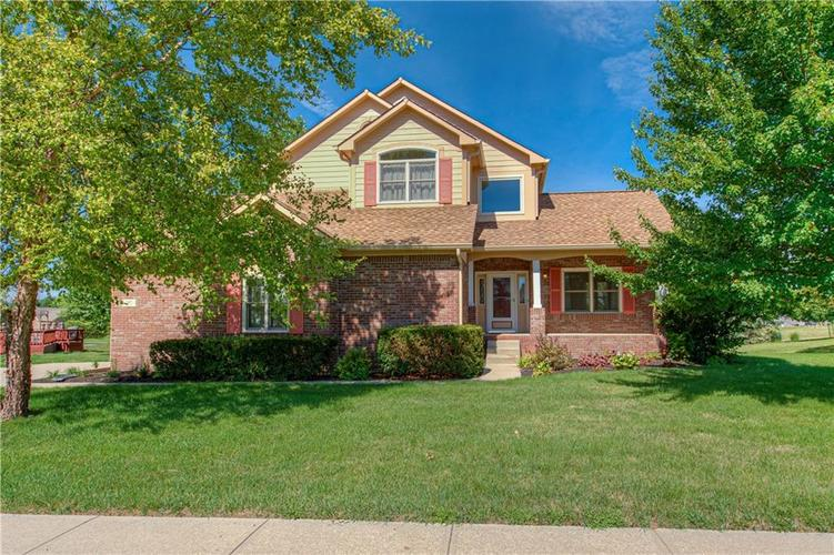 7406  Bunker Hill Crescent Indianapolis, IN 46259   MLS 21725526