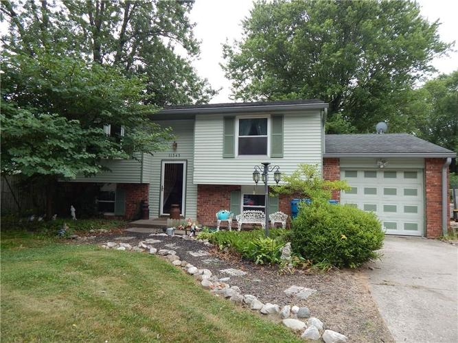 11345  Stoeppelwerth Drive Indianapolis, IN 46229   MLS 21725556