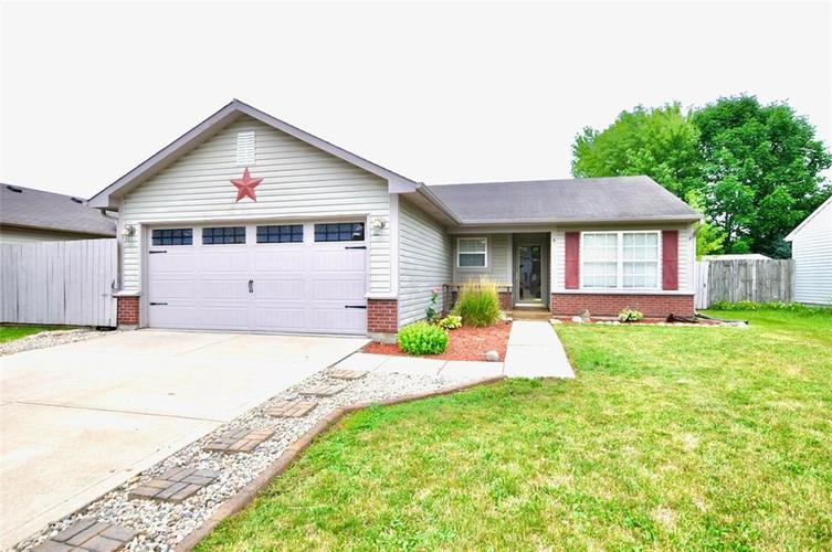 4427  Vestry Place Indianapolis, IN 46237 | MLS 21725562