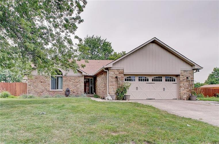 10438  WHISPERING WINDS Drive Indianapolis, IN 46234 | MLS 21725576