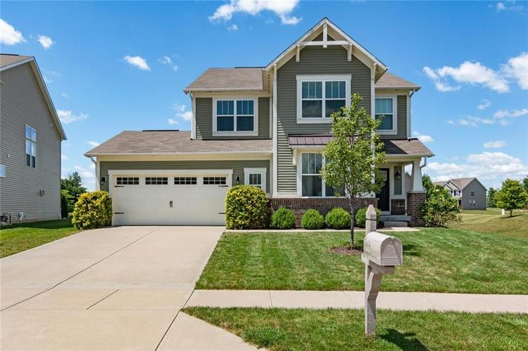 7804  Ringtail Circle Zionsville, IN 46077 | MLS 21725706