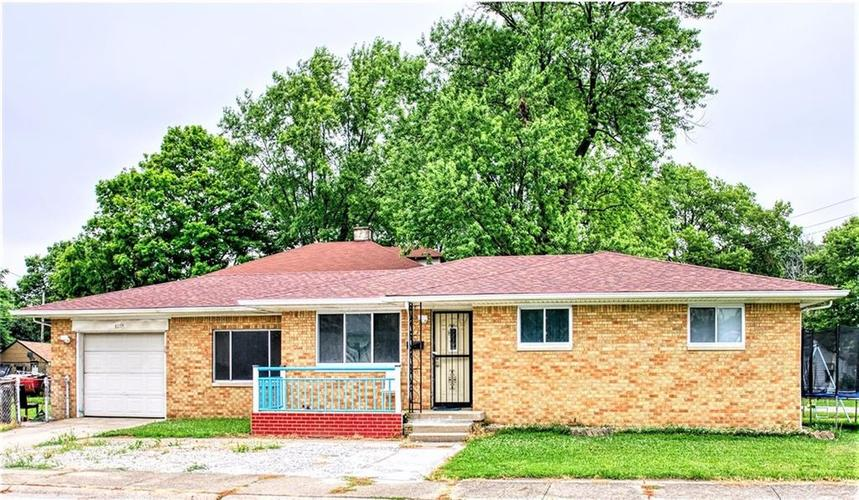 1226  BACON Street Indianapolis, IN 46227 | MLS 21725812