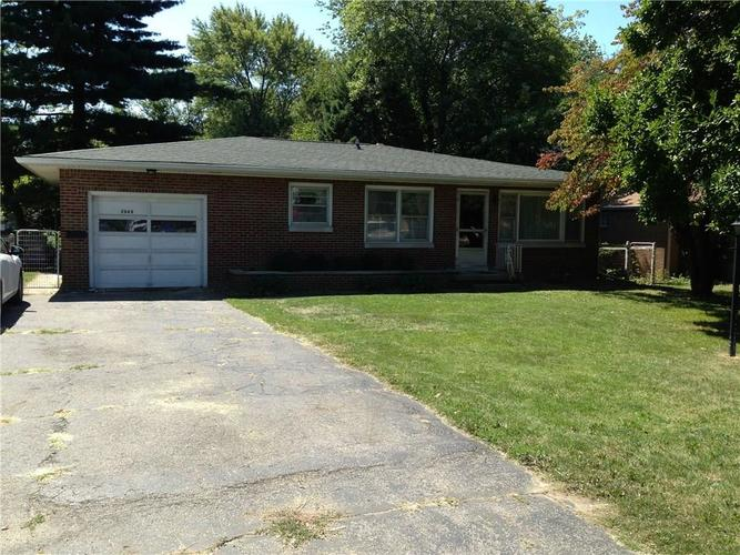 2863 W 30th Street Indianapolis, IN 46222 | MLS 21725819