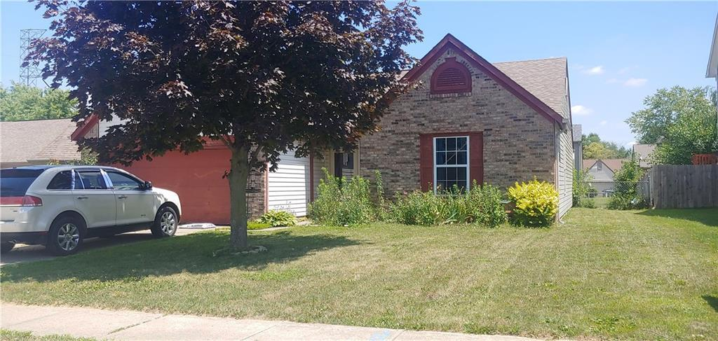 5523  Foxtail Court Indianapolis, IN 46221 | MLS 21725854