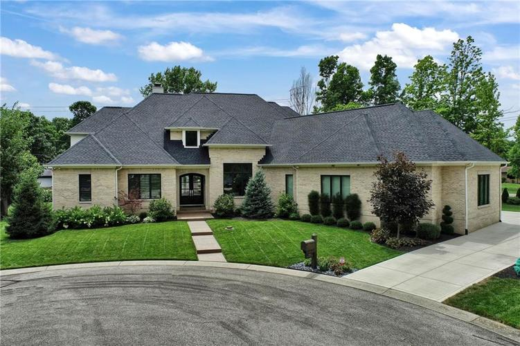 9234  Willowgate Circle Indianapolis, IN 46260   MLS 21725882