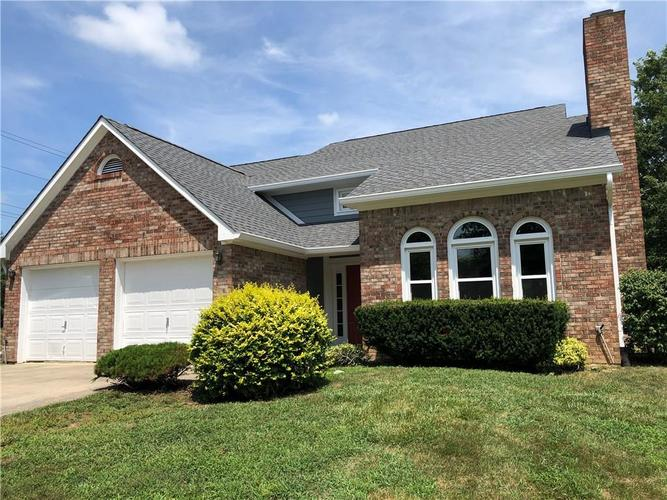 7548  Pennycroft Drive Indianapolis, IN 46236   MLS 21726096