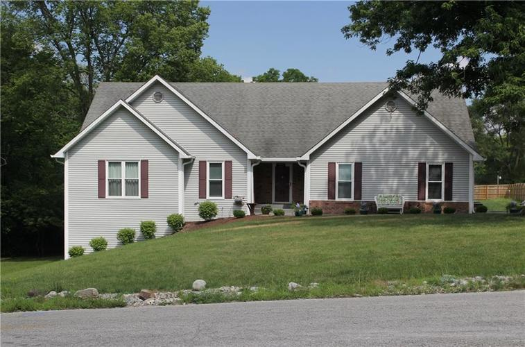 7297 Mendenhall Road Camby IN 46113 | MLS 21726249 | photo 1