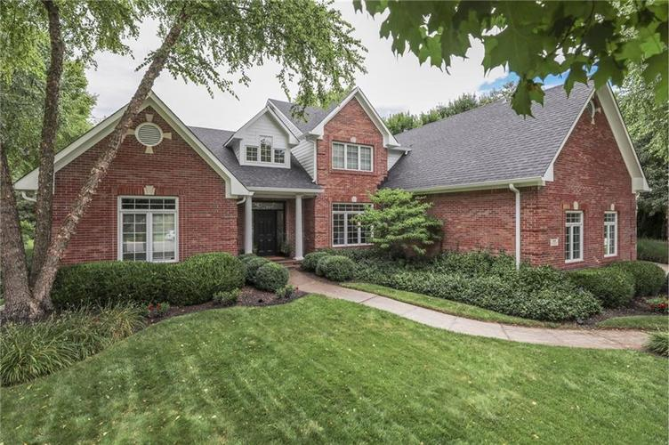 6527  Woodworth Court Indianapolis, IN 46237 | MLS 21726321