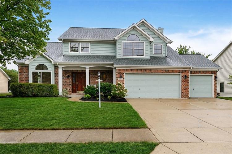6833 Silver Tree Drive Indianapolis IN 46236 | MLS 21726388 | photo 1