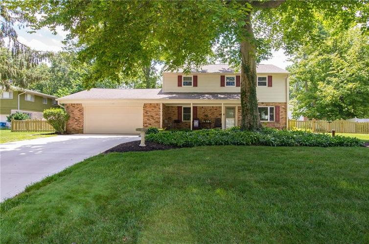 951  Chevy Chase Lane Indianapolis, IN 46280 | MLS 21726426